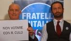 Fratelli d'Italia: spot omofobo, le scuse di Giorgia Meloni