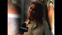 I segreti di bellezza della top model Olga Kent Calpajiu (intervista)   Backstage Luisa Beccaria Fashion Show 2013