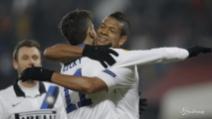Europa League: avanti Inter e Lazio, fuori il Napoli