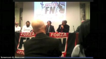 62 UNIONE CDD FORZA NUOVA Elezioni 2013