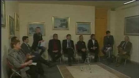 63 Paolo Ferraro candidato al Senato Video Regione 09 02 2013