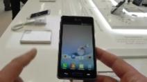 Anteprima LG OPTIMUS L5 - Mobile World Congress 2013