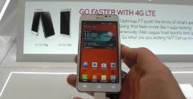 Anteprima LG OPTIMUS F5 - Mobile World Congress 2013
