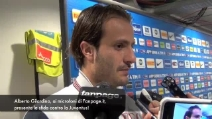 Gilardino su Bologna Juventus