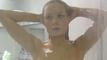 Grande Fratello finlandese, Johanna fa la doccia nuda