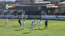 Serie D, Sansepolcro - Pontevecchio 1-0 highlights della partita