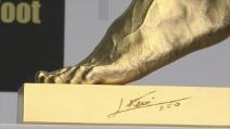 Il piede d'oro di Lionel Messi