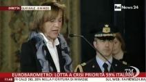 8 marzo, Fornero: Record elette, governo più concreto
