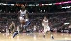 Crawford e Griffin volano: alley-oop da favola per i Clippers