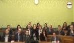 """Incontro M5S-PD, Lombardi: """"Abbiamo iniziato a portare il metodo 5 Stelle nel parlamento"""""""