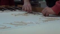 L'arte napoletana in Vaticano: ecco gli abiti del nuovo Papato