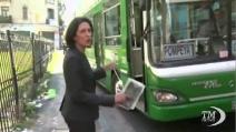 """Viaggio sul """"bus 70"""" a Buenos Aires, quello che prendeva padre Bergoglio"""