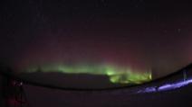 Aurora Boreale mozzafiato in Alaska
