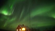 Aurora Boreale in Norvegia - 2012