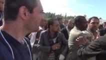 Scontri fra sostenitore di Assad e rivoluzionari siriani