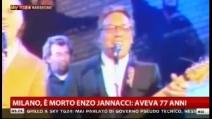 Addio ad Enzo Jannacci