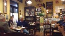In un'osteria di Milano si omaggia Enzo Jannacci