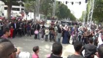 Diario da Tunisi n.5 - ballerini rap nel viale della rivoluzione