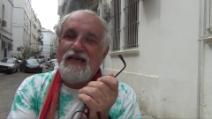 """Alex Zanotelli: """"Qui a Pasqua perché la Pasqua è liberazione dalla schiavitù"""""""