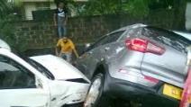 Violente inondazioni, Mauritius in ginocchio