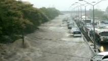 Mauritius, violente piogge a Port-Louis