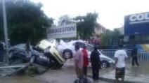 Alluvione alle Mauritius, dieci le vittime