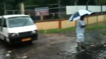 Le Mauritius colpite da inondazioni