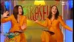 Sabina Guzzanti imita Ambra Angiolini - Carosello 1997