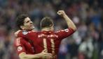 Coppa di Germania, il Bayern Monaco stende il Wolfsburg 6-1