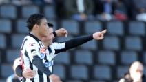 Di Natale fa gol come Totti in Udinese-Chievo 07.04.2013
