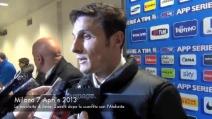 """Javier Zanetti: """"L'arbitro ha inventato il rigore!"""""""
