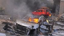 Siria: almeno 15 morti e 53 feriti in esplosione autobomba a Damasco