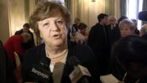 """Ministro Cancellieri: """"Presidenza del Consiglio o della Repubblica? Solo chiacchiere"""""""
