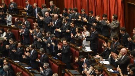 """Colletti (M5S) al Presidente della Camera: """"Non mi interrompa"""""""