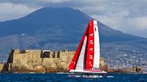 Boom di turisti a Napoli per le regate dell'America's Cup