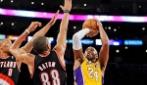 Kobe Bryant da record: segna 47 punti in 48 minuti