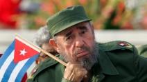 Cuba, Fidel Castro appare in pubblico e inaugura una scuola