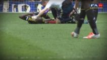 Highlights esclusivi Manchester City vs Chelsea 2 -1.