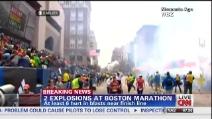 Esplosione alla maratona di Boston
