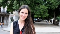 Yoani Sanchez contestata a Perugia durante il Festival del Giornalismo