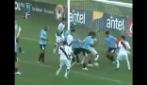 Il gol più rocambolesco del mondo arriva dall'Uruguay