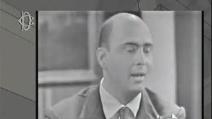 Quando Napolitano nel 1961 attaccava la Democrazia Cristiana