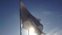 Roma, corteo Movimento 5 Stelle contro rielezione Napolitano