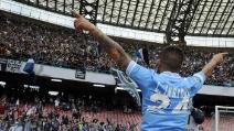 Il gol di Insigne contro il Cagliari fa esplodere il San Paolo
