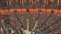 """Napolitano: """"Testimonianza di consapevolezza e vitalità istituzionale"""""""