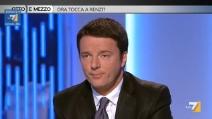 Quirinale, Renzi: Napolitano ha fatto un gesto bellissimo