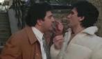 """""""Come sei strano visto da vicino!"""" - Lello Arena e Massimo Troisi"""