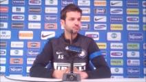 """Stramaccioni: """"Gestiamo l'emergenza. Moratti? Ci siamo confrontati con onestà"""""""
