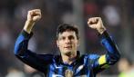 Javier Zanetti, una galoppata impressionante contro il Siena, a 38 anni