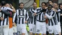 Inter-Juve 1-2: Quagliarella e Matri lanciano i bianconeri verso lo Scudetto
